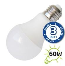 Žárovka LED 230V 10W E27 denní bílá Tipa