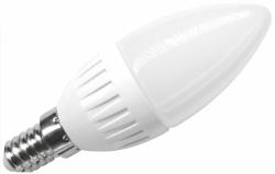 Žárovka LED 240V E14 3W 230lm teplá APLED