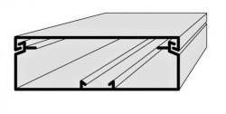 Lišta vkládací elektroinstalační 130x40 2m EIP 13040 Polyprofil