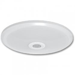 Led stropní svítidlo se senzorem VERA WHST78/LED-3000 Ecolite