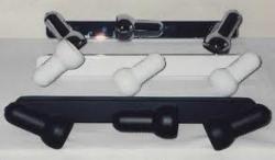 Svítidlo nástěnné CENTRO 3 B6223/2 bílá Rendl