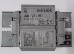 Tlumivka 400W BHL 400 pro rtuťové výbojky PHILIPS