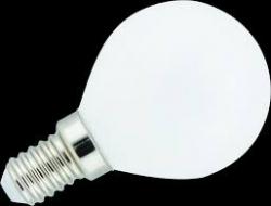 Žárovka LED 240V E14 3W 250lm RUSTICA teplá matná