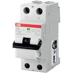 Proudový chránič s jističem 10A DS201 B10 AC30 ABB 2CSR255040R11