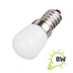 Žárovka LED 230V 1,5W E14 bílá studená Tipa