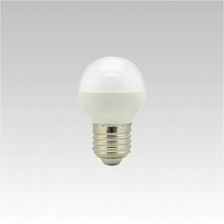 Žárovka LED 5W 240V LQ5 G45 E27 NBB Bohemia