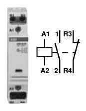 Stykač ESB 20-11 230V 20A instalační GHE3211302R0006 ABB
