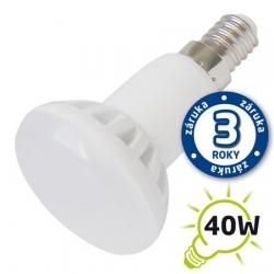 Žárovka LED 230V 5W E14 R50 bílá teplá Tipa