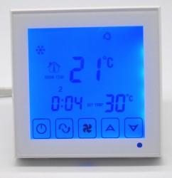 Termostat TOP7 dotykový displej k expresní topné rohoži iKabel