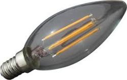 Žárovka LED 240V E14 3W 300lm teplá APLED
