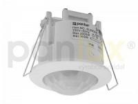 Senzor pohybu SL2502/B PIR stropní vestavné pohybové čidlo Panlu