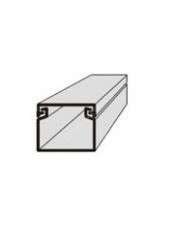 Lišta vkládací elektroistalační 15x10 2m EIP 1510 Polyprofil