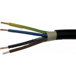 Kabel CYKY 4x1,5 B silový instalační Draka kabely