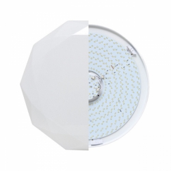 Led stropní svítidlo přisazené DIAMANT WZSD-25W Ecoplanet
