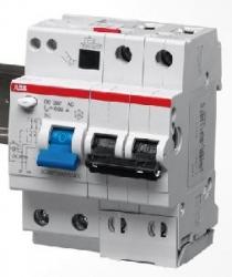 Proudový chránič s jističem 16A DS202 AC-B16/0,03 ABB 2CSR252001