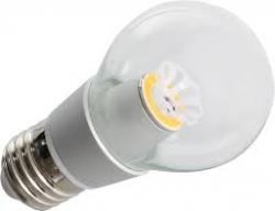 Žárovka LED 240V E27 5W 420lm Retro teplá APLED