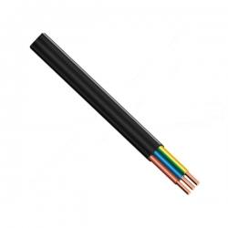 Kabel CYKYLo 3x2,5 J plochý silový instalační Draka