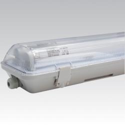 Svítidlo zářivkové 2x36 W prachotěsné ECONOMY 236 IP65 NBB Bohe