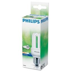 Žárovka úsporná 11W E27 WW 827 PHILIPS Economy