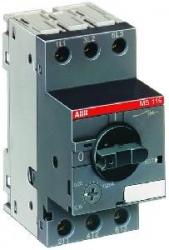 Motorový spouštěč MS116-0,4-0,63A 1SAM250000R1004 ABB