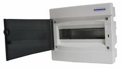Rozvodnice SCHRACK BK080000 8 modulů pod omítku zapuštěná