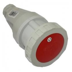 Zásuvka průmyslová 16A 4P 400V IP67 spojovací ISG 1643 SEZ