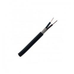 Kabel CYKY-O 2x1,5 silový instalační Draka kabely