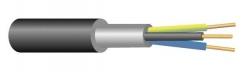 Kabel CYKY-J 3x2,5 C silový instalační Draka kabely