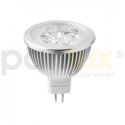 Žárovka LED 12V GP-L4/T GU5.3 4x1W