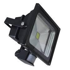 Svítidlo LED reflektor 30W s čidlem 2250lm APLED