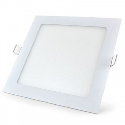 Led panel do podhledu 18W hranatý 6000K 225x225x15mm SQUARE TRIXLINE