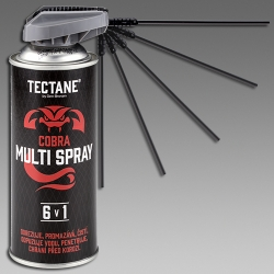 Multi spray 6v1 COBRA CAP 400ml