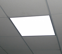 Led panel 39W QUADRA BASIC 130-0140 stříbrný rám 600 x 600 Apled